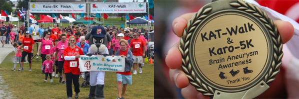 Kat-Walk and Karo-5k