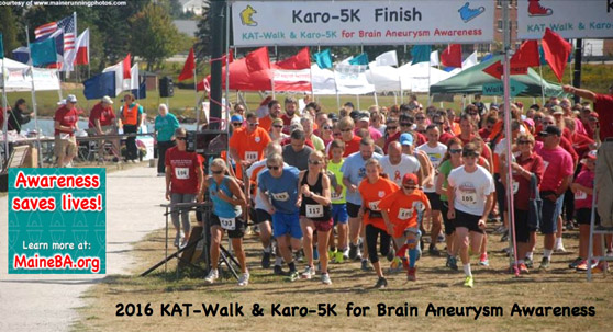 2016 KAT-Walk and Karo-5K