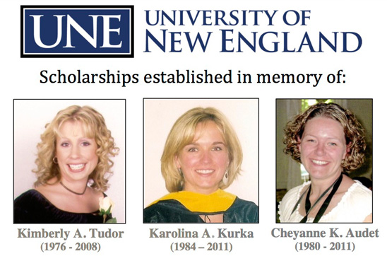 Three Scholarships In Memory of